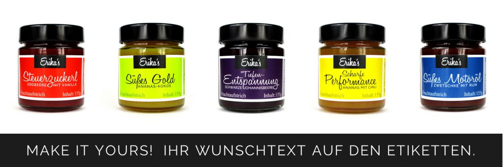 Header_ERIKA_Marmelade_Fruchtaufstrich_Wunschtext